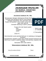 Persaudaraan Muslim
