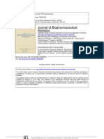 Article JBiophStat Monitoring the Stability of Human Vaccines 2003