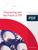 Future of HR Outsourcing