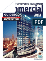 Real Estate Investor Magazine Commercial Handbook 2013