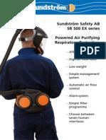 Intrisically Safe Fan Unit SR 500 EX