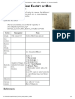 List of Ancient Near Eastern Scribes