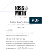 KMM-Solutions Chapter 10