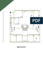3-Power Layout Gnd Floor