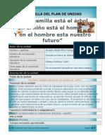 plantilla plan de unidad pitti