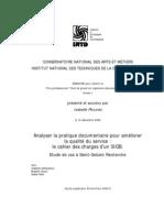 Analyser Les Pratique Documentaire Pour Ameliorer La Qualite