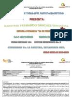 Plan de Carrera Fer 2012-2013