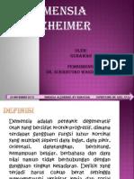 dimensia Alzheimer