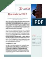 Romania in 2022, AmCham 26 Noiembrie 2013