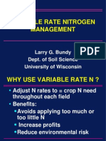 Variable Rate n