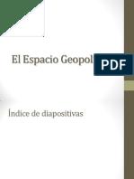 El Espacio Geopol+¡tico