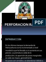 EXPOCICION DE PERFORACION RADIAL PERFO 3.pptx