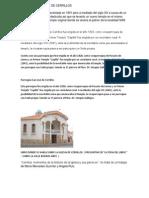 La Iglesia San Jose de Cerrillos