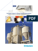 Application Guide- Spray Drying