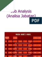 Analisa Jabatan (Minggu 3)