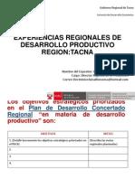 For. Present. Exp. Region Tacna[1]