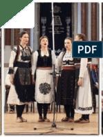 Srpske Narodne ženske pesme za pevanje