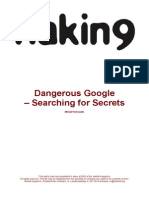 DangerousGoogle-SearchingForSecrets