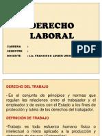 Presentación Derecho Laboral Modificado
