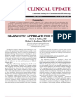 Diagnostic Aproach