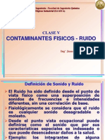 Higiene Industrial Clase 5 (Ruido)