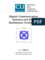 Digital Comm Systems