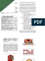 REquisitos Para Libro de Quejas, Guatemala