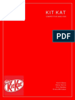 Kit Kat'S Competitive Analysis