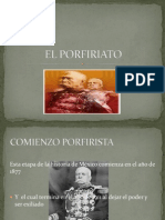 El Porfiriato Soto_reyes