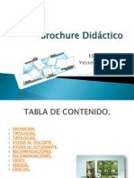 Brochure Didáctico yessi