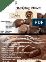 Trabajo Marketing Directo PPT