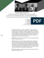 Pedro Adrián Zuluaga Entrevista sobre el documental colombiano contemporáneo