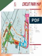 F1Circuit Park Map