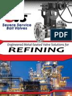 EVS Division Refining Brochure_012011