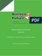 Moção Global de Estratégia Barreiro com Futuro