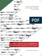Cartilha - Criminalizacao Mov. Sociais