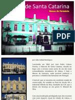 Palácio de Santa Catarina / Museu da Farmácia