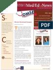 UA OMSE Med/Ed eNews v2 No. 04 (NOV 2013)