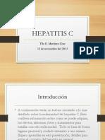 Hepatitis c Power Point