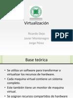 PPT de virtualización