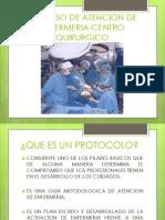 Protocos de Enfermeria