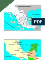 Cuadro Comparativo Regiones Culturales Prehispanicas