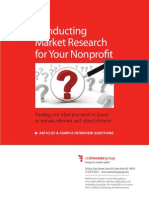 Howard Adam Levy (Red Rooster Group) - Conducting Marketing Research for Your Nonprofit