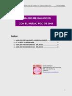Analisis de Balances Con El PGC 2008