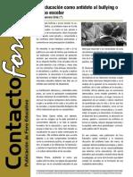 Contacto Foro - Junio 2012