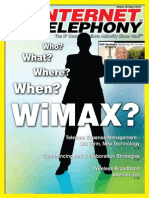 Internet Telephony Magazine, Vol. 12, issue 4, April 2009