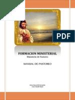 Formacion de Pastores