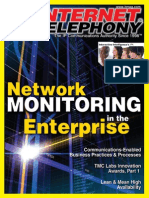 Internet Telephony Magazine, Vol. 12, issue 7, July 2009