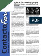 Contacto Foro - Mayo 2012