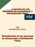Globalizacion y Distribucion Fisica